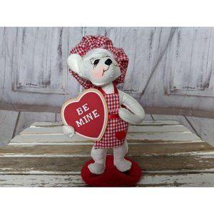 Annalee Holiday - Annalee 2010 Valentine Baker Bear Chef Be Mine Val